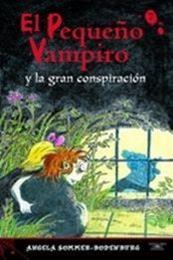 descargar epub El pequeño vampiro y la gran conspiración – Autor Angela Sommer-Bodenburg