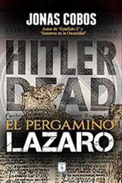 descargar epub El pergamino Lázaro – Autor Jonas Cobos