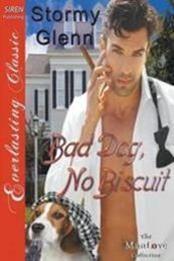 descargar epub El perro desobediente, no recibe galletas – Autor Stormy Glenn gratis