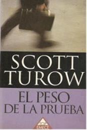 descargar epub El peso de la prueba – Autor Scott Turow gratis