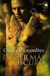 descargar epub El placer más oscuro – Autor Gena Showalter