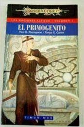descargar epub El primogénito – Autor Paul B. Thompson, Tonya R. Carter