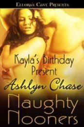 descargar epub El regalo de cumpleaños de Kayla – Autor Ashlyn Chase gratis