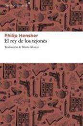 descargar epub El rey de los tejones – Autor Philip Hensher