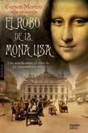 descargar epub El robo de la Mona Lisa – Autor Carson Morton gratis