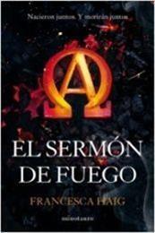 descargar epub El sermón de fuego – Autor Francesca Haig gratis