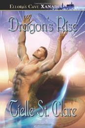 descargar epub El surgimiento del dragón – Autor Tielle St. Clare gratis