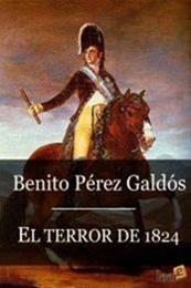 descargar epub El terror de 1824 – Autor Benito Pérez Galdós gratis