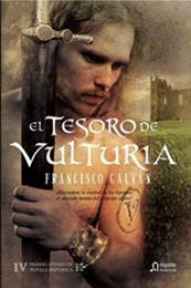 descargar epub El tesoro de Vulturia – Autor Francisco Galván