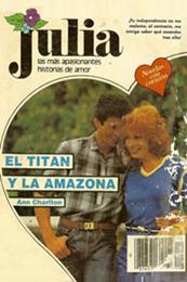 descargar epub El titan y la amazona – Autor Ann Charlton