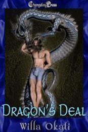 descargar epub El trato del dragón – Autor Willa Okati