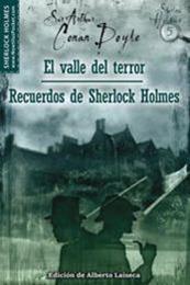 descargar epub El valle del terror – Autor Arthur Conan Doyle