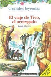 descargar epub El viaje de Tivo el Arriesgado – Autor Manuel Alfonseca
