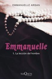 descargar epub Emmanuelle. La lección del hombre – Autor Emmanuelle Arsan