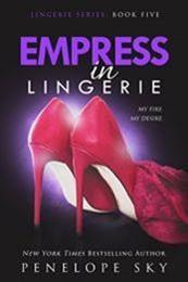 descargar epub Emperatriz en lencería – Autor Penelope Sky gratis