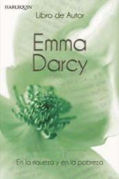 descargar epub En la riqueza y en la pobreza – Autor Emma Darcy gratis
