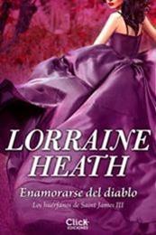 descargar epub Enamorarse del diablo – Autor Lorraine Heath gratis