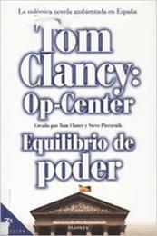 descargar epub Equilibrio de poder – Autor Steve Pieczenik;Tom Clancy