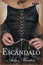 descargar epub Escándalo – Autor Ada Martín