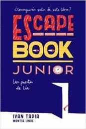 descargar epub Escape Room Junior – Autor Ivan Tapia gratis