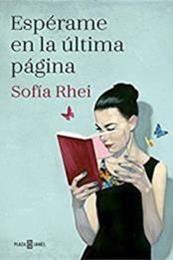 descargar epub Espérame en la última página – Autor Sofía Rhei