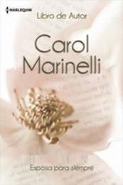 descargar epub Esposa para siempre – Autor Carol Marinelli