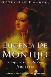 descargar epub Eugenia de Montijo – Autor Geneviève Chauvel