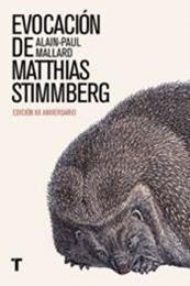 descargar epub Evocación de Matthias Stimmberg – Autor Alain-Paul Mallard