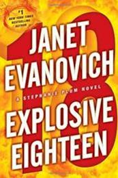 descargar epub Explosive eighteen – Autor Janet Evanovich gratis