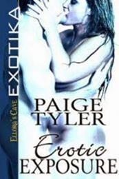 descargar epub Exposición erótica – Autor Paige Tyler