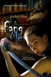 descargar epub Fang me – Autor Parker Blue