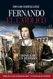 descargar epub Fernando el Católico – Autor Fernando Martínez Laínez