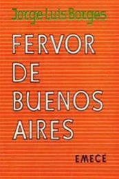 descargar epub Fervor de Buenos Aires – Autor Jorge Luis Borges gratis