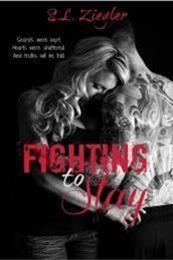 descargar epub Fighting to stay – Autor S.L. Ziegler