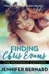 descargar epub Finding Chris Evans: The Hotshot Edition – Autor Jennifer Bernard