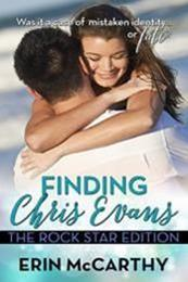 descargar epub Finding Chris Evans: The rockstar edition – Autor Erin McCarthy