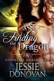 descargar epub Finding the dragon – Autor Jessie Donovan