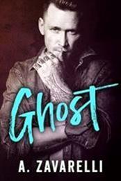 descargar epub Ghost – Autor A. Zavarelli