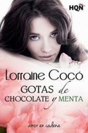 descargar epub Gotas de chocolate y menta – Autor Lorraine Cocó gratis