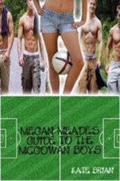 descargar epub Guía de Megan Meades de los chicos McGowan – Autor Kate Brian gratis
