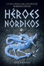 descargar epub Héroes nórdicos – Autor Rick Riordan