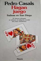 descargar epub Hagan juego – Autor Pedro Casals Aldama