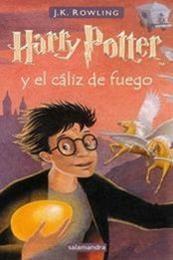 descargar epub Harry Potter y el cáliz de fuego – Autor J. K. Rowling