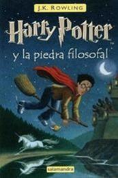descargar epub Harry Potter y la piedra filosofal – Autor J. K. Rowling