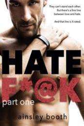 descargar epub Hate F*@k: Part One – Autor Ainsley Booth