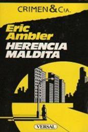 descargar epub Herencia maldita – Autor Eric Ambler gratis