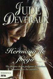 descargar epub Hermana de fuego – Autor Jude Deveraux