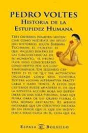 descargar epub Historia de la estupidez humana – Autor Pedro Voltes