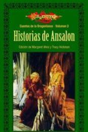 descargar epub Historias de Ansalon – Autor Margaret Weis gratis