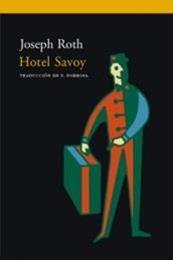 descargar epub Hotel Savoy – Autor Joseph Roth